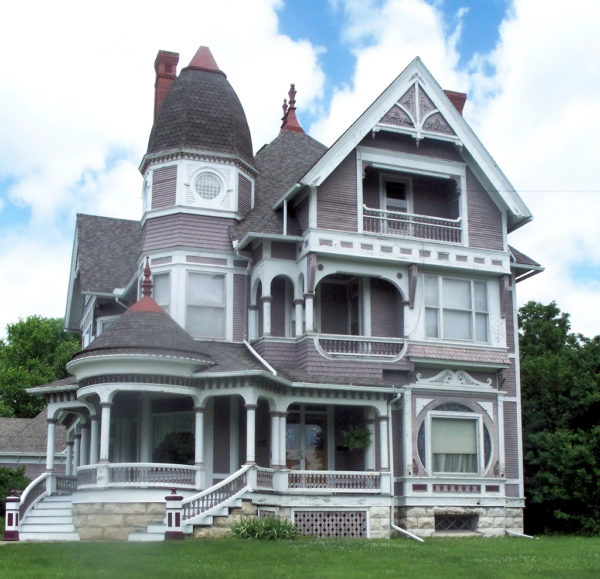 Queen Anne home