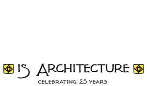 IS Architecture Logo as Vector 2012-02-01