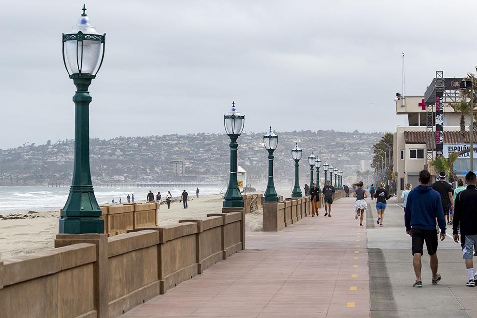 Mission Beach Boardwalk Reconstruction 02