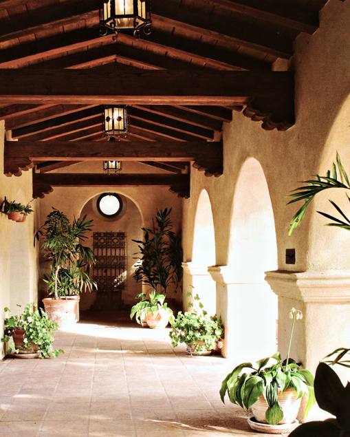 Historic Spanish Colonial Rehabilitation Is Architecture